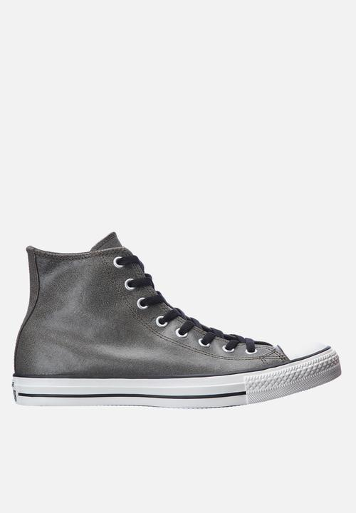 0b92dcb3b07a Chuck Taylor All Star Leather – Olive Green Converse Sneakers ...