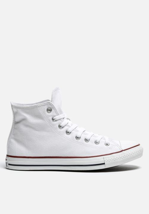 Chuck Taylor All Star Hi - white Converse Sneakers  d8588b01aba9