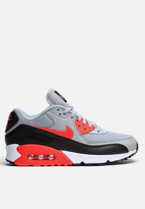 quality design bbd3b e0f0d Air Max 90 Essential - WOLF GREY/INFRARED-BLACK-WHITE Nike Sneakers ...