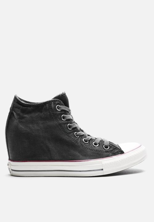 dfa31bd73bd5 Converse Lux Mid Wedge- Stormwind Converse Sneakers