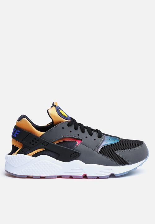 7d78305f59f7 Nike Air Huarache Run SD - BLACK PINK YELLOW Nike Sneakers ...