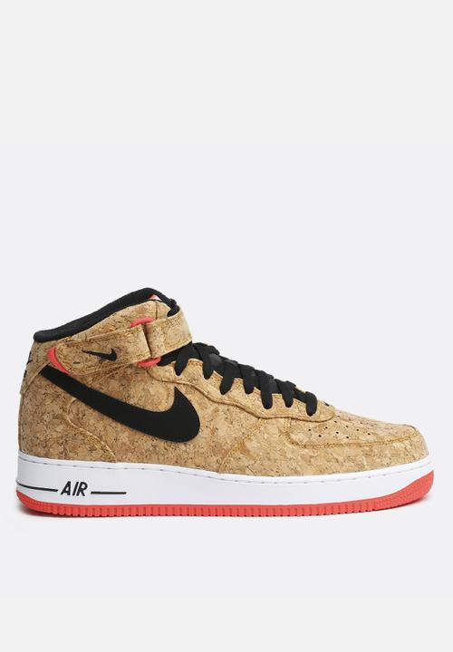 online retailer fccf6 8bafd Click to enlarge. Nike - Air Force 1 Mid 07 Cork