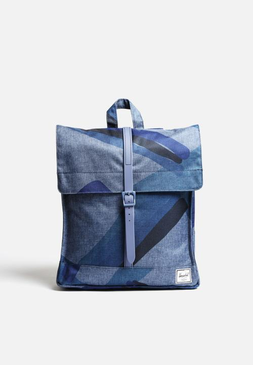 1c56409806 City- Navy Port Herschel Supply Co. Bags   Purses