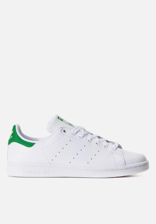 16e59e5939c adidas Originals Stan Smith - M20324 - Ftwr White / Core White ...