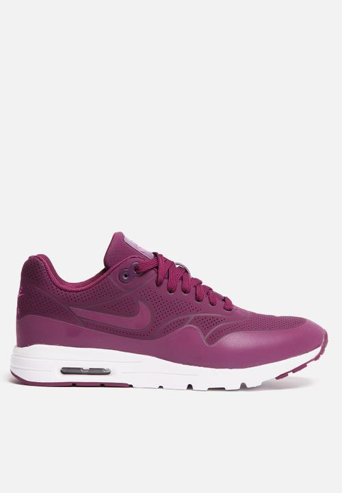 629e71c9e Air Max 1 Ultra Moire - 704995-500 - Mulberry Nike Sneakers ...