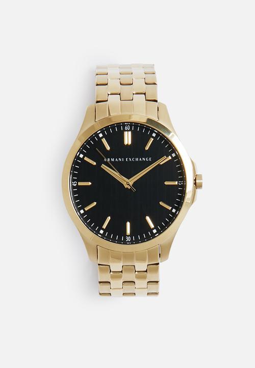 Dress watch - gold