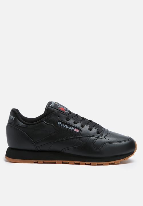 Classic Leather Foundation - Black/Gum