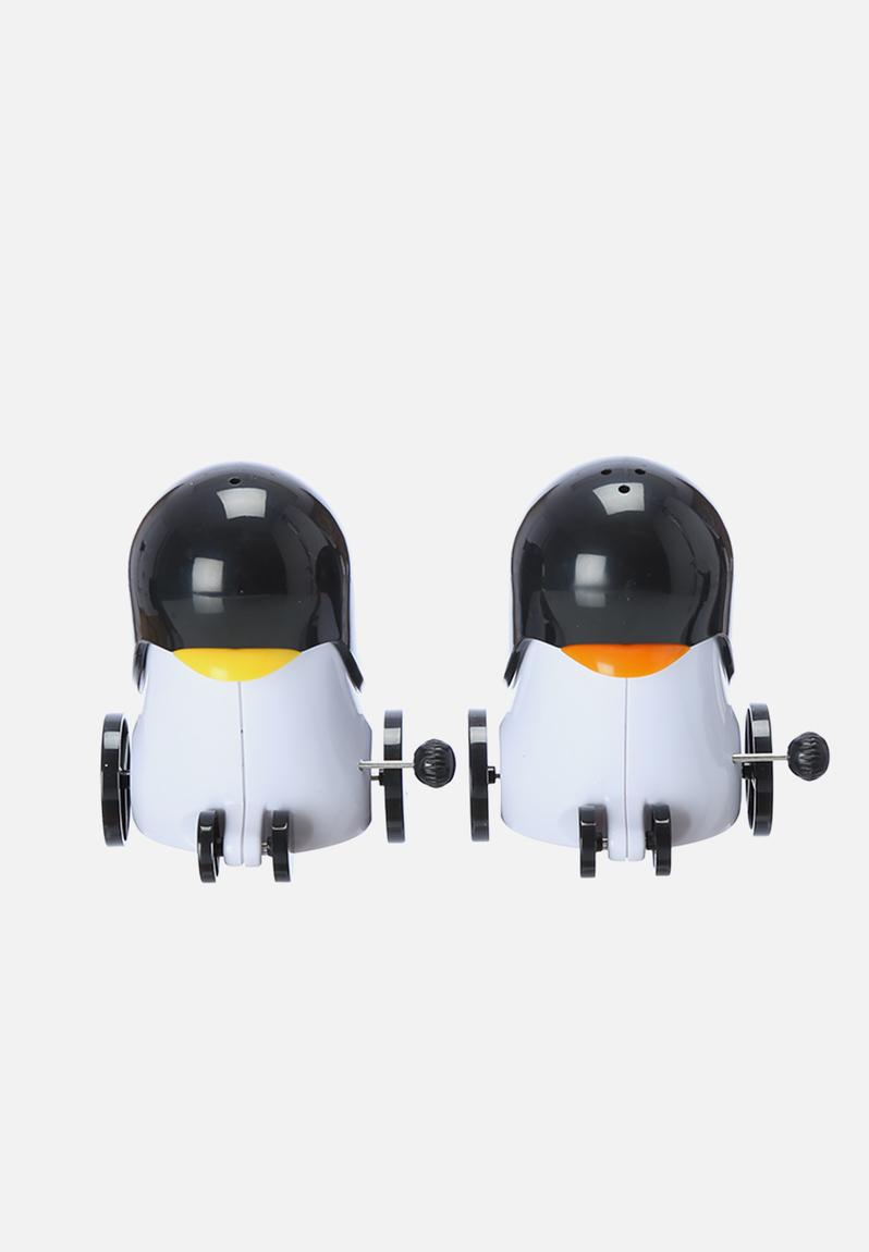 Penguin salt pepper pots kitchen craft kitchen Salt n pepper pots