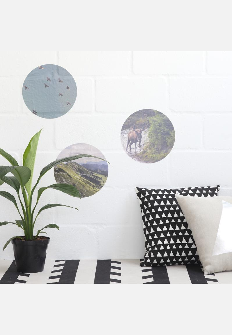 Wanderlust Wall Dots Superbalist Wall Decals Accessories