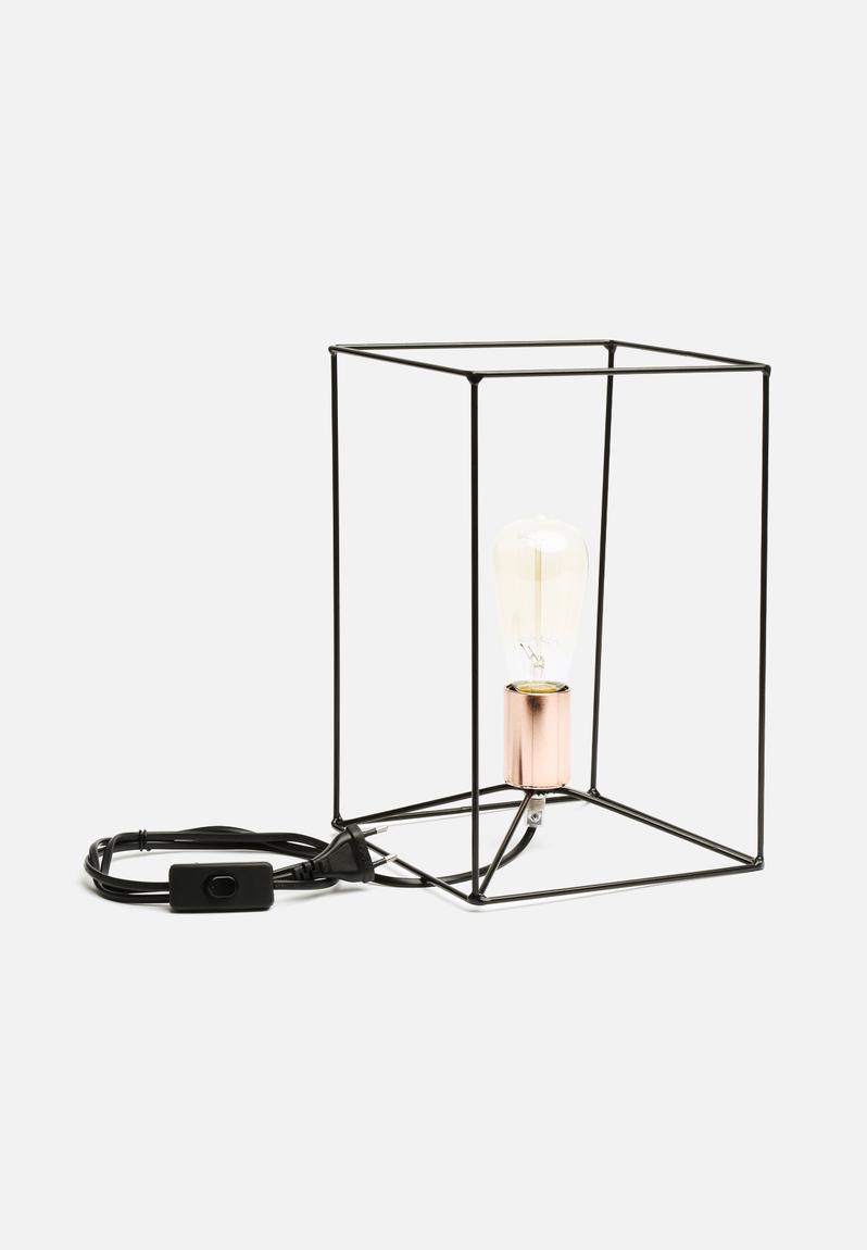 Square Table Lamp Sixth Floor Lighting | Superbalist.com
