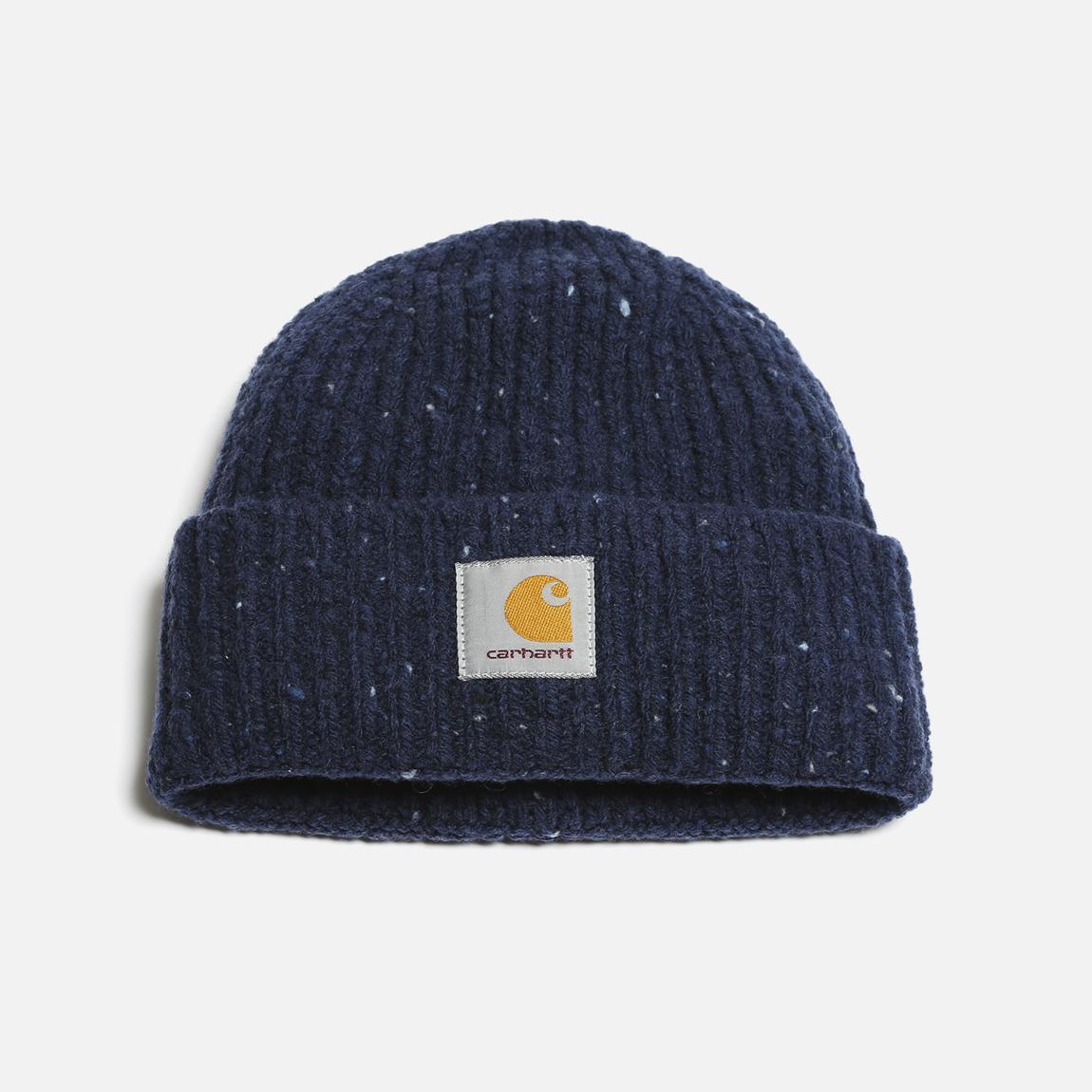 70d33633728 Anglistic Beanie- Jupiter Heather Carhartt WIP Headwear ...