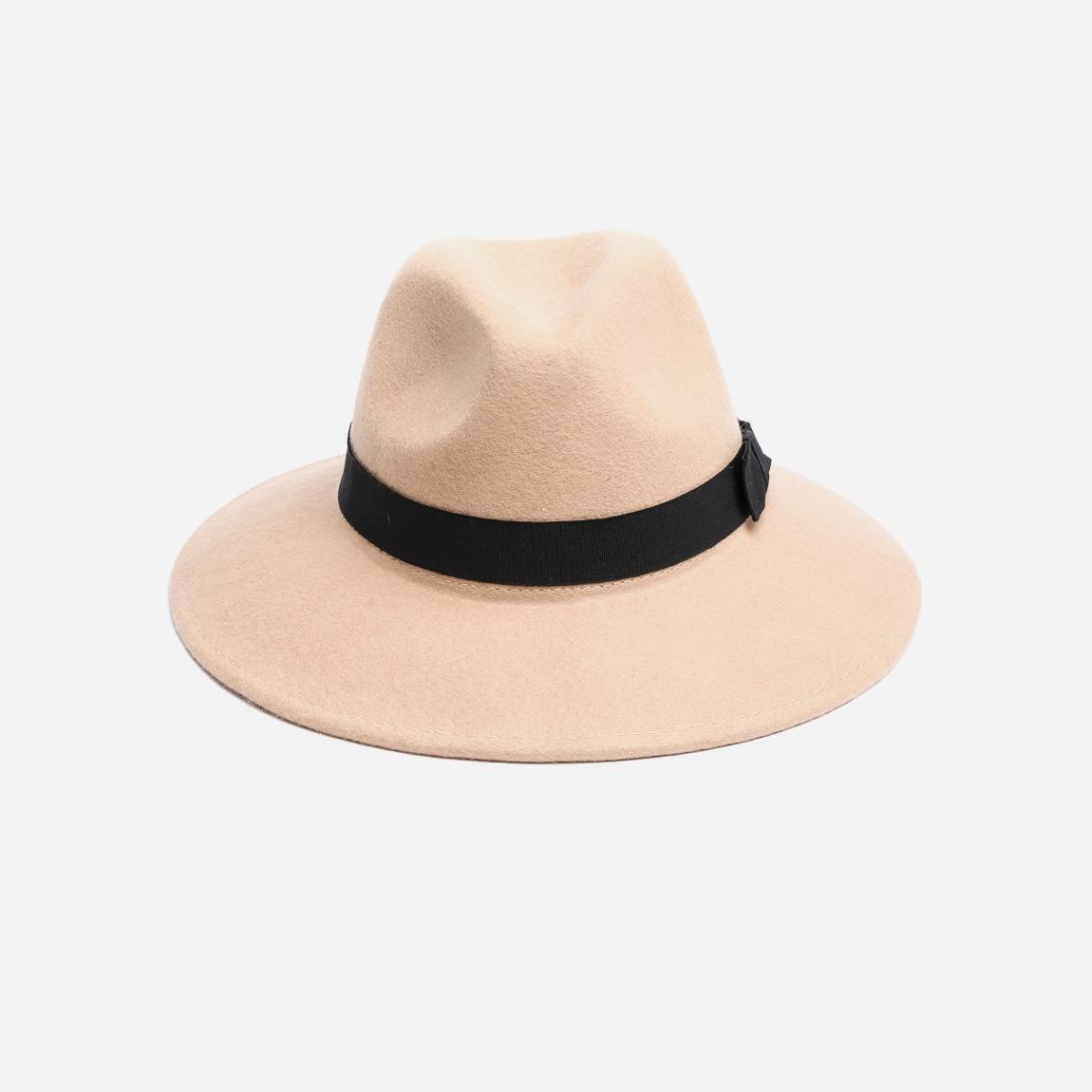 c431da280e9 WIDE BRIM HAT - TAN The Lot Headwear