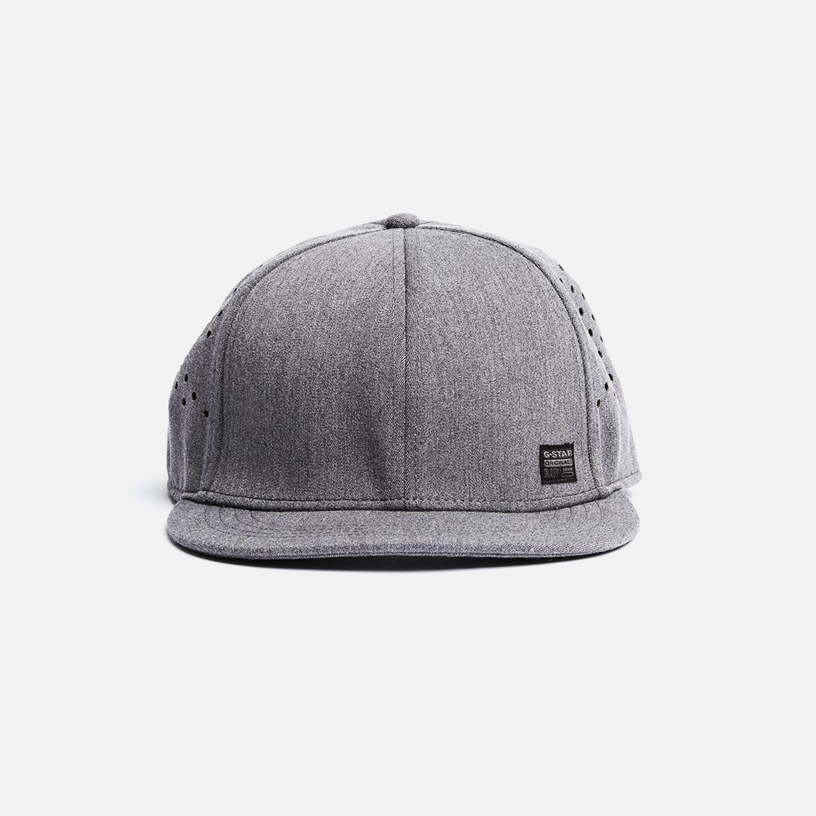Blaker Snapback - Grey Grain G-Star RAW Headwear  f06373289c4