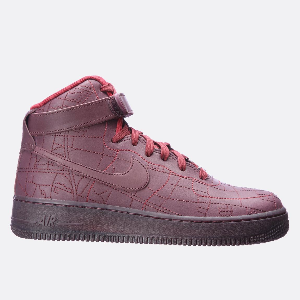 huge discount 4ccb6 160fe Air Force 1 High FW QS - Deep Burgandy Deep Burgandy Nike Sneakers    Superbalist.com